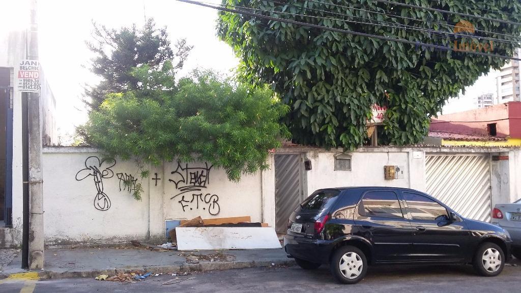 Casa comercial à venda, Aldeota, Fortaleza.