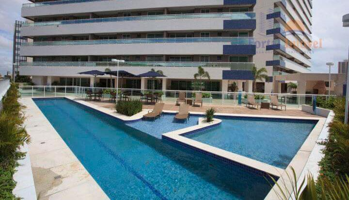 Cobertura 160m² NOVA, Aldeota, Fortaleza.