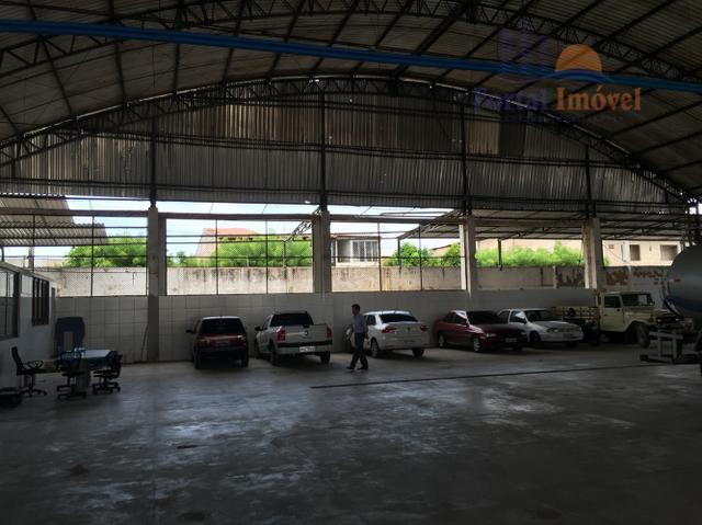 Galpão comercial para locação, Demócrito Rocha, Fortaleza.