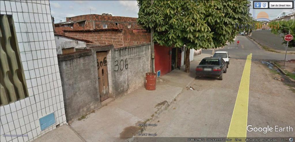 Terreno residencial à venda, Cambeba, Fortaleza.