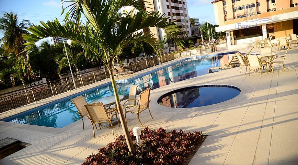 Promoção Imperdível, Apartamento com 2 dormitórios à venda, 55 m² por R$ 319.000 - Papicu - Fortaleza/CE