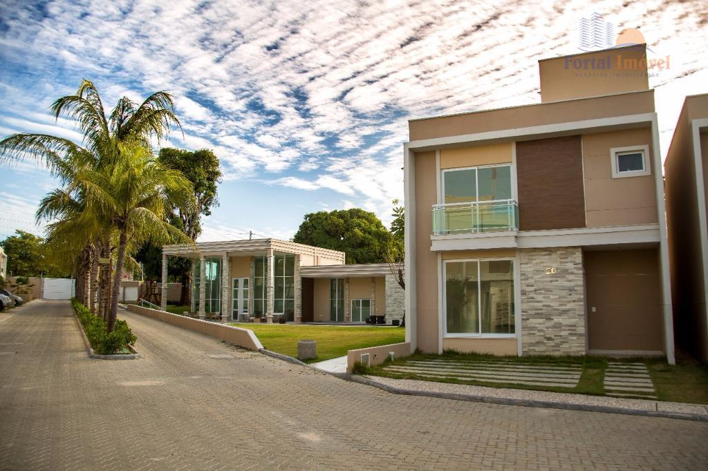 Casa duplex 94m², 3 quartos (2 suítes), 2 vagas