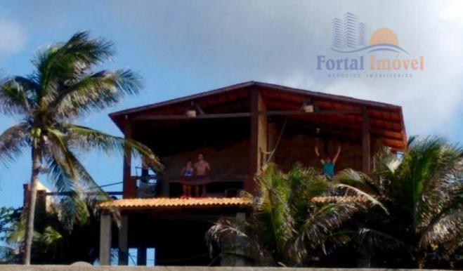 Casa residencial à venda, Icaraí, Caucaia.