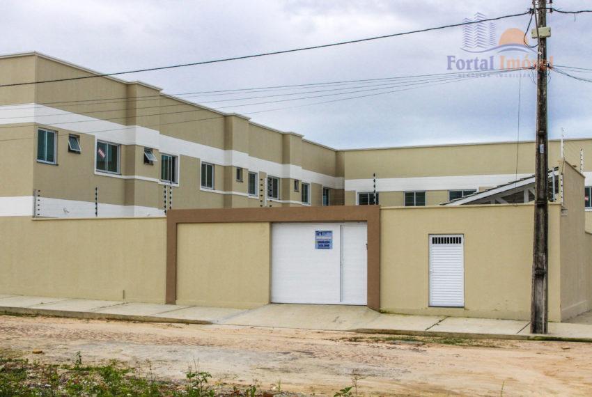 Apartamento residencial à venda, São Bento, Fortaleza.