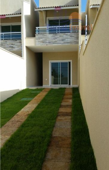 Casa residencial à venda, Paupina, Fortaleza.