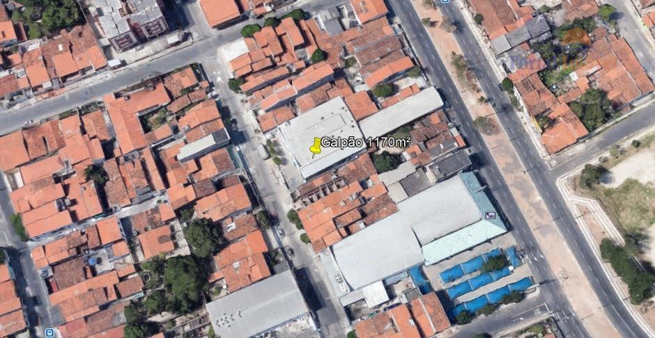 Galpão comercial para venda e locação, Parangaba, Fortaleza.