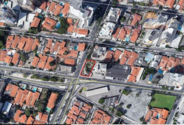 Terreno residencial à venda, Paupina, Fortaleza.