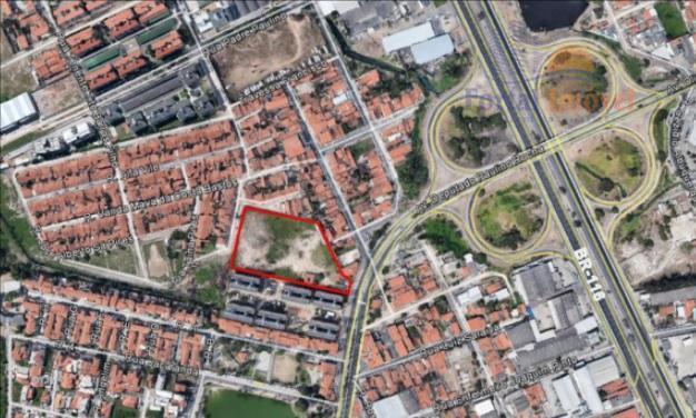 Terreno residencial à venda, Cajazeiras, Fortaleza.