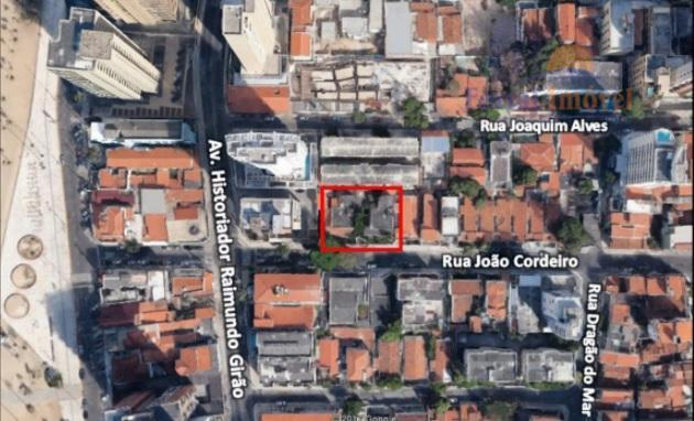 Terreno residencial à venda, Praia de Iracema, Fortaleza.