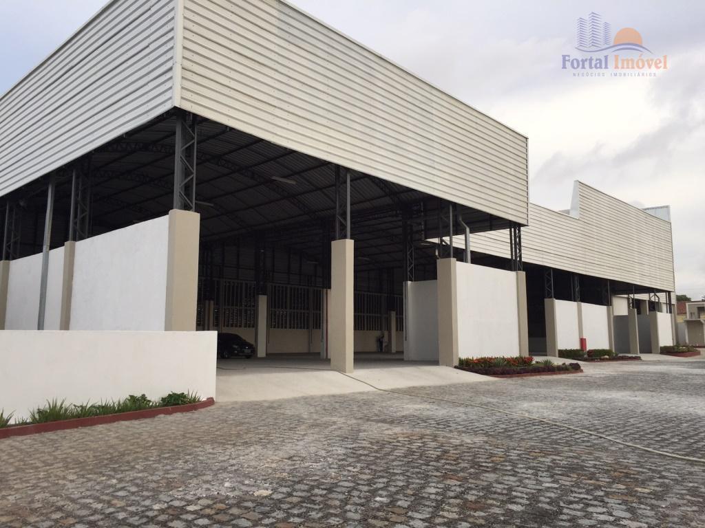 Galpão comercial para locação, Jacarecanga, Fortaleza.