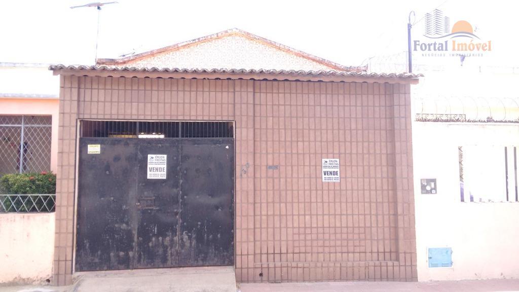Casa residencial à venda, Aerolandia, Fortaleza.
