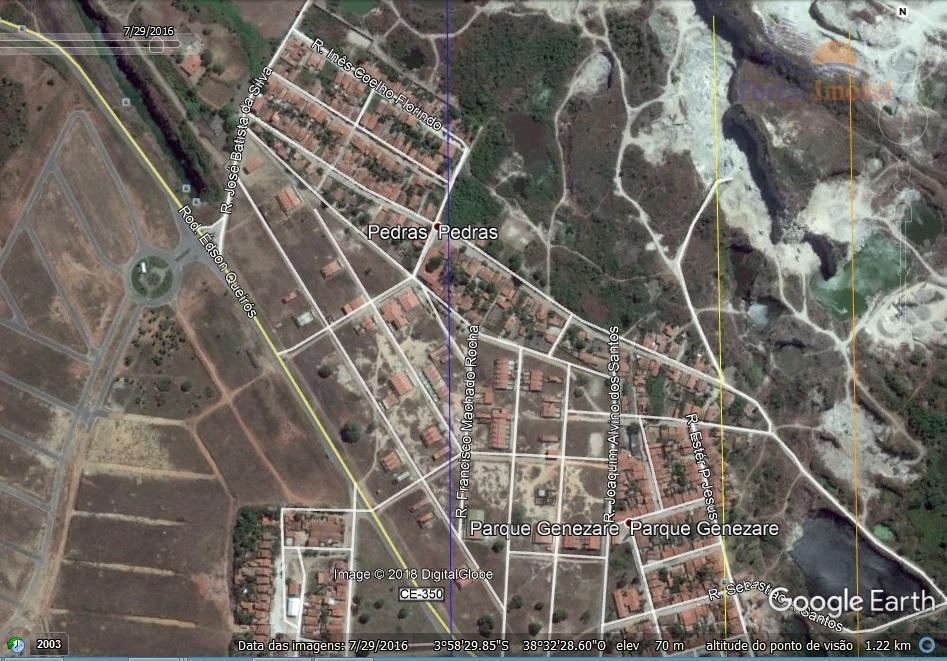 Terreno residencial à venda, Pedras, Itaitinga.