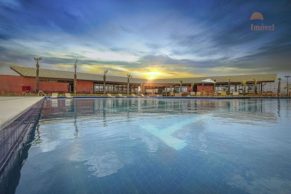 Lote à venda com projeto, 479 m² - Cidade Alpha - Eusébio/CE
