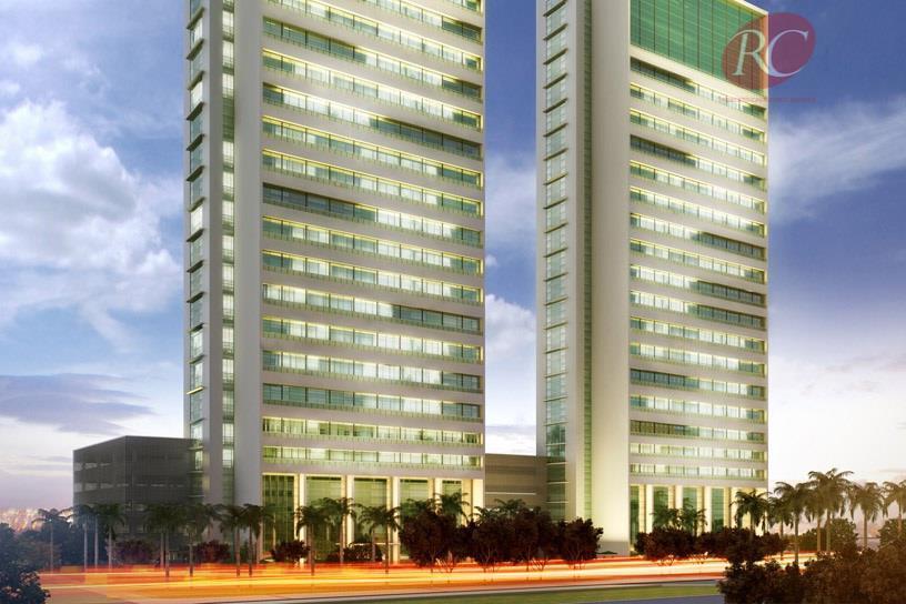 Sala corporativa à venda, Papicu, Fortaleza.