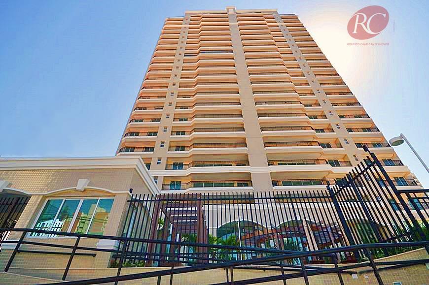 Condomínio de apartamentos no bairro Guararapes pronto para morar.