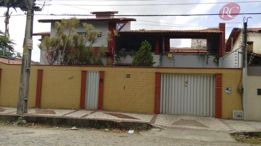 Casa residencial à venda, Barroso, Fortaleza.