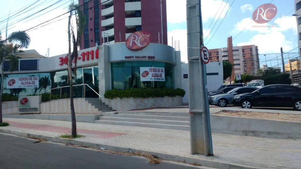 Loja comercial à venda, Cocó, Fortaleza.