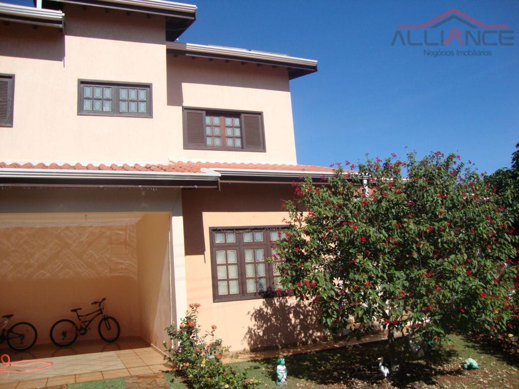 Casa residencial para locação, Condomínio Moradas de Betel, Paulínia - CA0632.