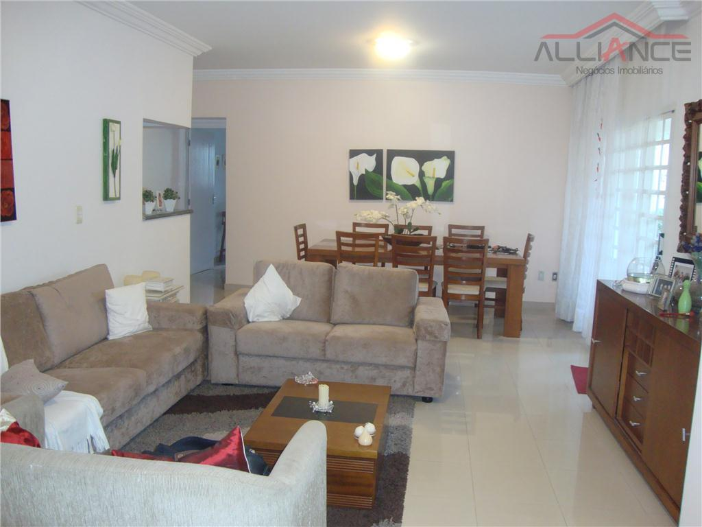 Casa residencial à venda, Condomínio Okinawa, Paulínia - CA0465.