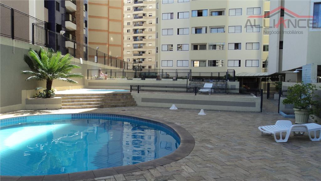 Apartamento no Centro de Campinas, localização excelente.