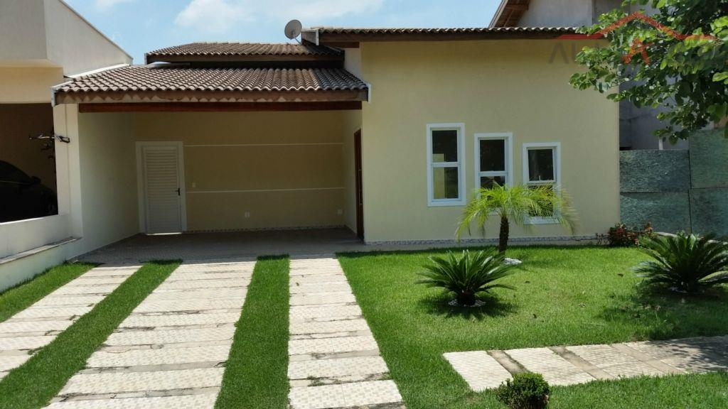 Casa residencial para venda e locação, Condomínio Campos do Conde, Paulínia.