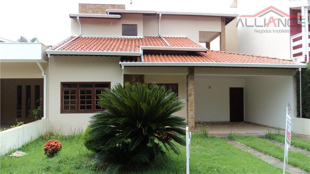 Casa residencial à venda, Condomínio Okinawa, Paulínia.