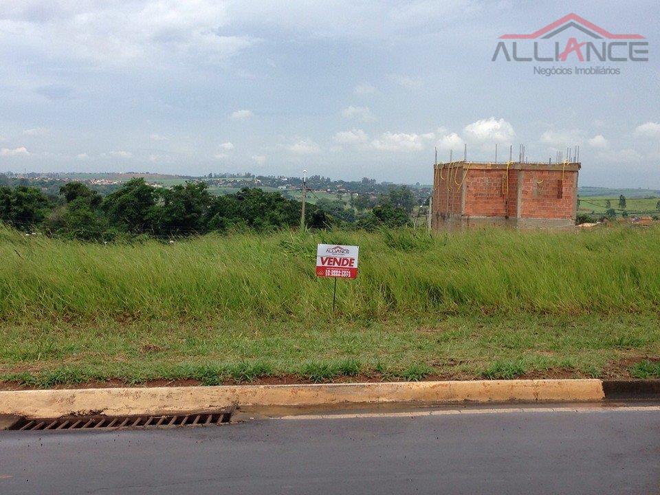 Terreno residencial à venda, Alto do Mirante, Paulínia.