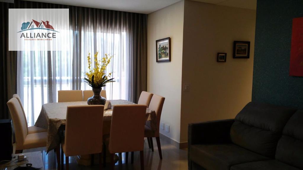 Apartamento residencial à venda, Residencial Premiere Morumbi, Paulínia - AP0108.