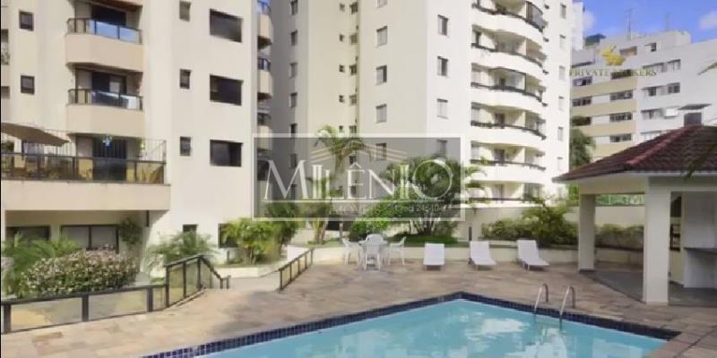 Apartamento Residencial à venda, Vila Olímpia, São Paulo - AP1957.