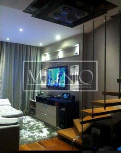 Apartamento duplex á venda no Paíso