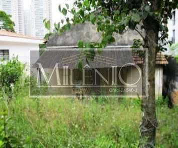 Terreno à venda em Campo Belo, São Paulo - SP