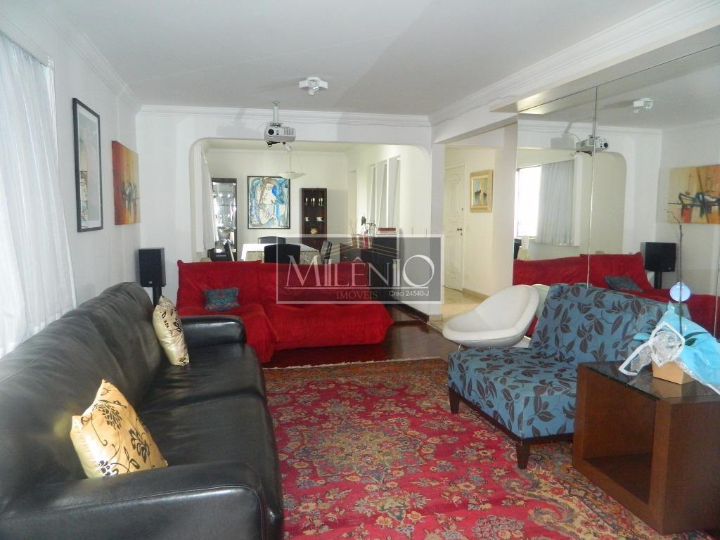 Apartamento Residencial à venda, Campo Belo, São Paulo - AP0510.