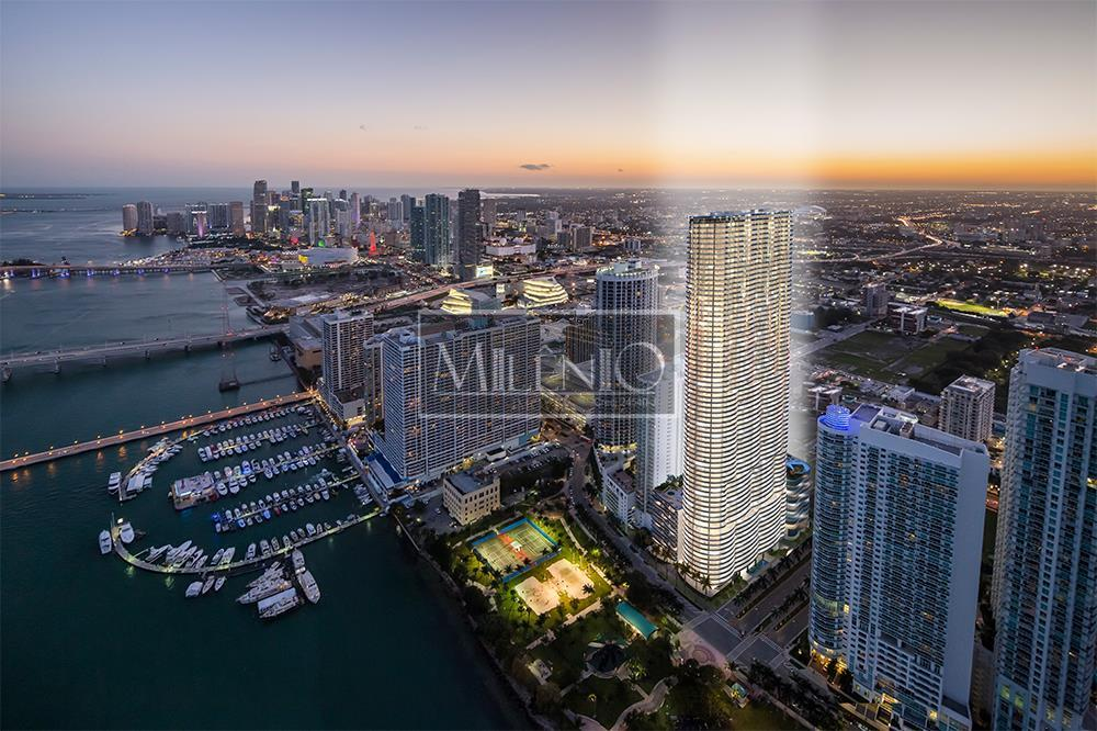 Apartamento em Miami -  Arts District, Miami.
