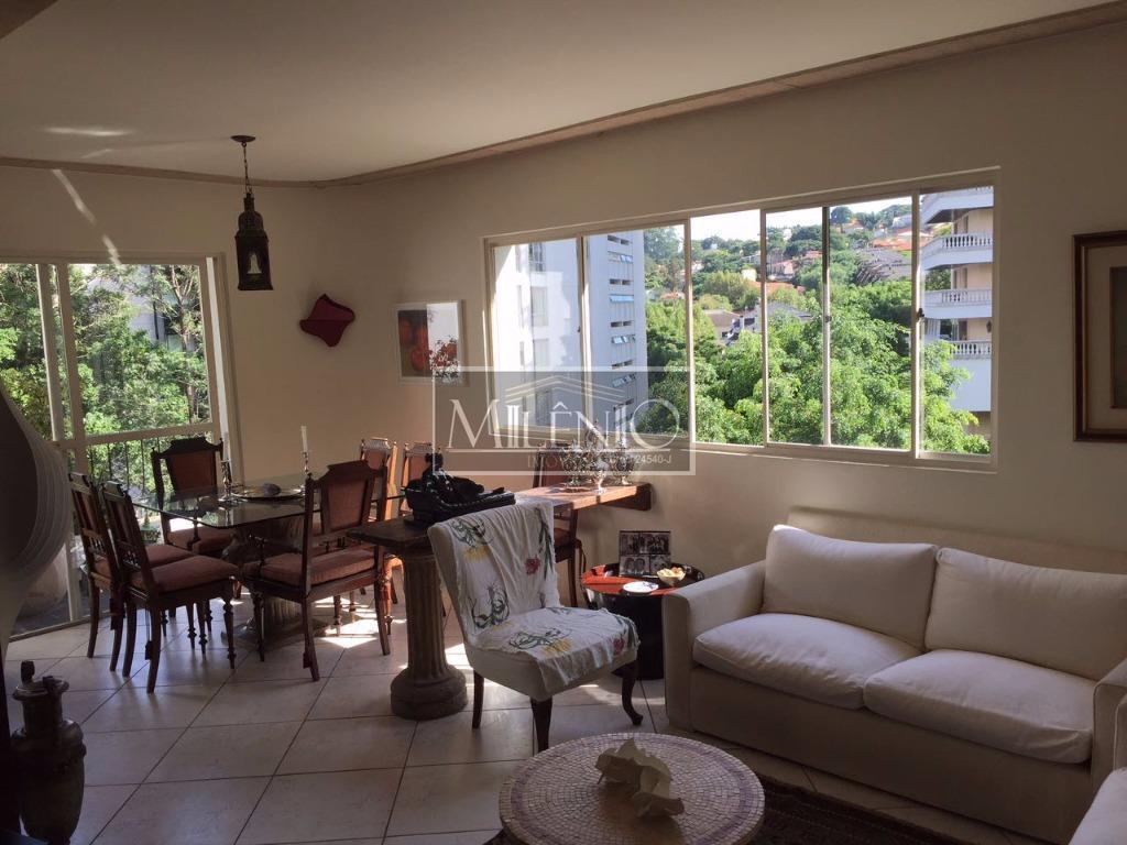 Apartamento residencial à venda, Real Parque, São Paulo.