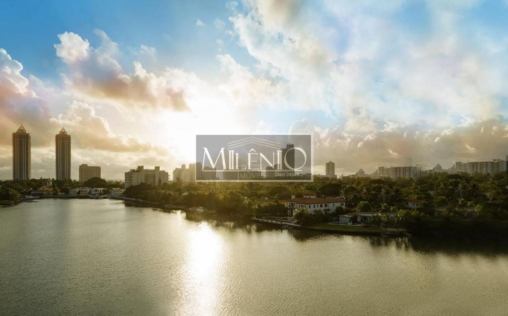Apartamento premium em Miami - localização - Sunny Isles Beach.