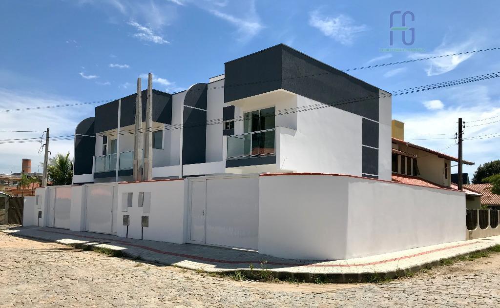 Sobrado residencial à venda, Centro, Balneário Piçarras.