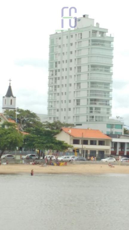 Apartamento com vista para o mar à venda, Centro, Balneário Piçarras.