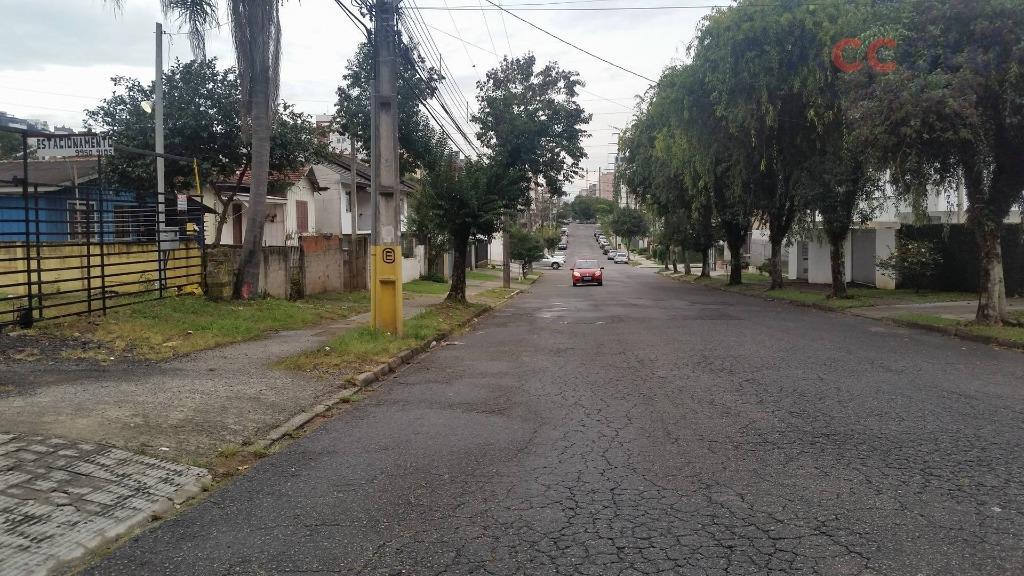 Terreno  residencial à venda, Água Verde, Curitiba.