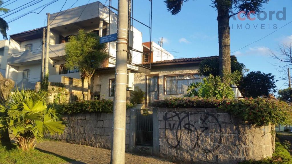 Terreno comercial à venda, Seminário, Curitiba.