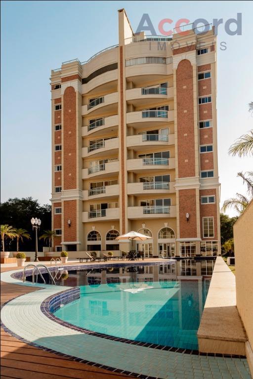 Maravilhoso Apartamento com 4 quartos, sendo 2 suítes e 3 vagas no Ecoville