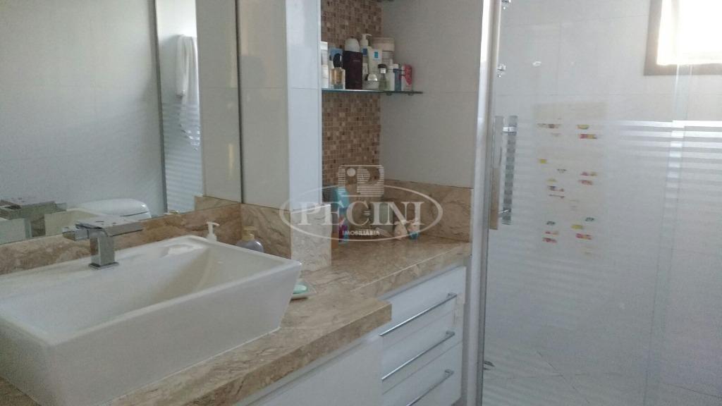 Apartamento residencial à venda, Cidade Jardim, Rio Claro - AP0741.