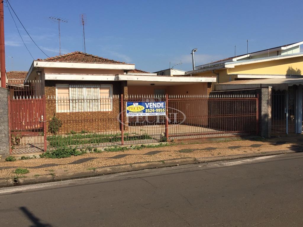 Casa residencial à venda, Cidade Jardim, Rio Claro.