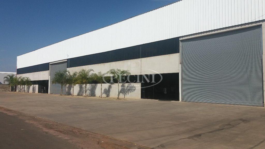 Galpão  industrial para alugar, Setor Industrial, Rio Claro.