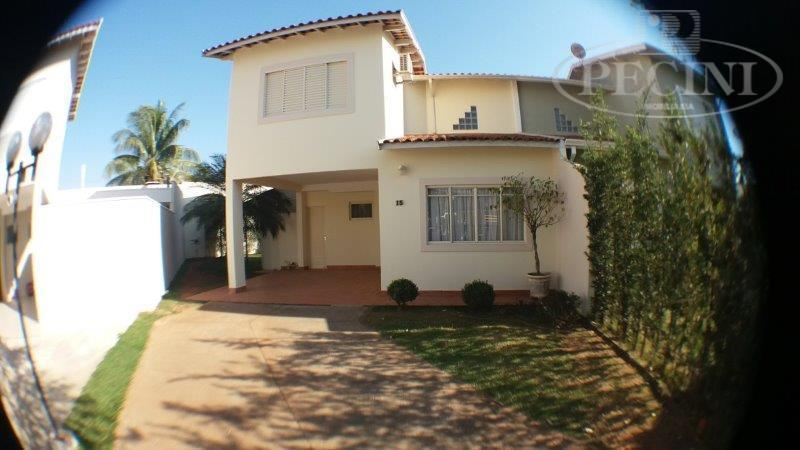 Casa residencial para venda e locação, Cidade Jardim, Rio Claro - CA0676.