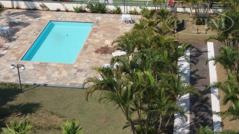 Apartamento residencial à venda, Vila Santo Antônio, Rio Claro.