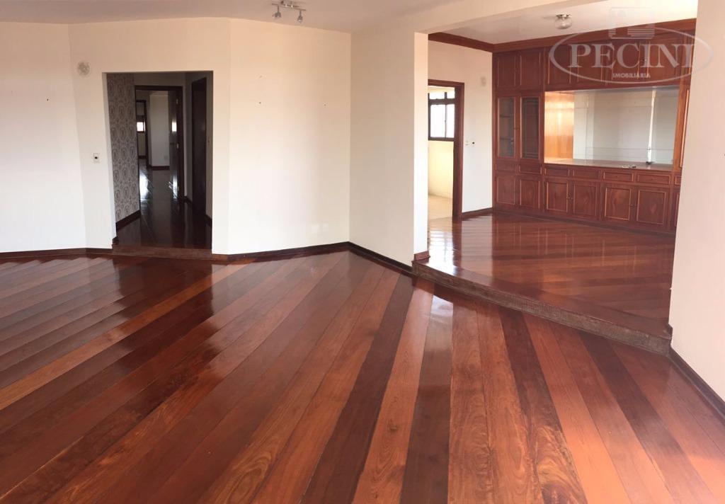 Apartamento residencial para venda e locação, Centro, Rio Claro - AP0854.