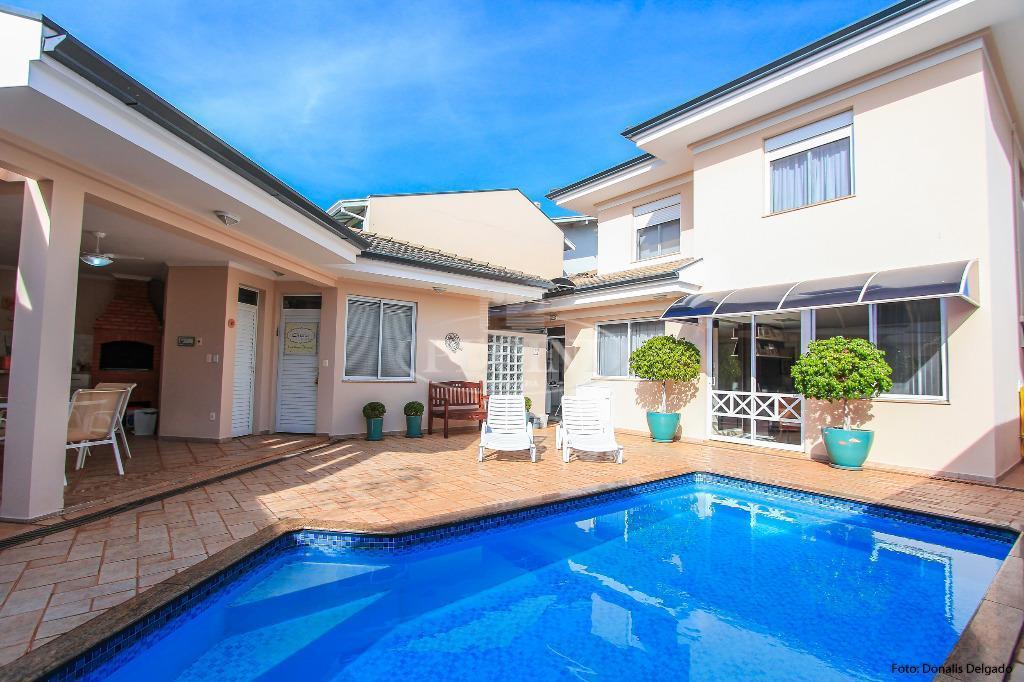 Casa residencial à venda, Conjunto Bom Recreio, Rio Claro.