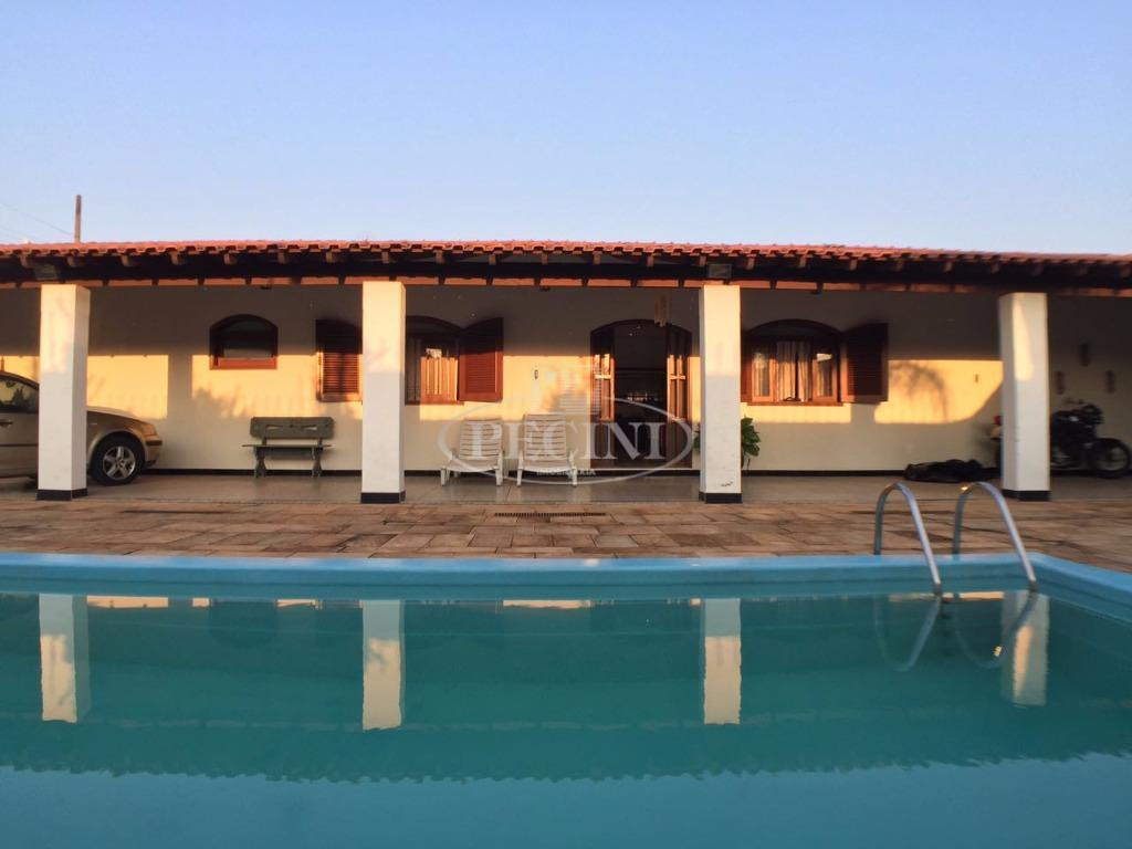 Casa residencial à venda, Vila Alemã, Rio Claro.