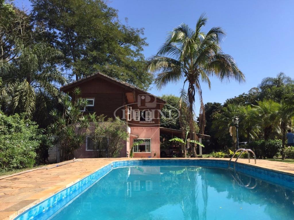 Casa residencial à venda, Condomínio Recreio das Águas Claras, Rio Claro.