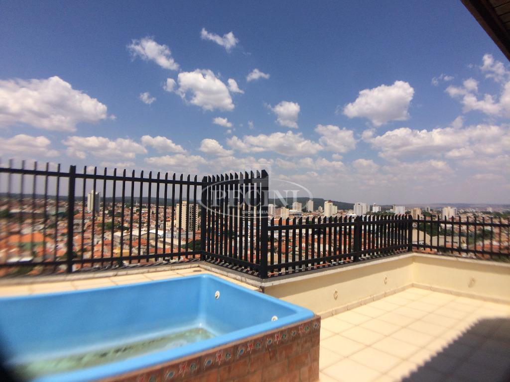 Apartamento para venda e para alugar, Centro, Rio Claro.